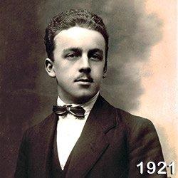 Josef Zistler der Gründer der Hafnerei in Oberösterreich